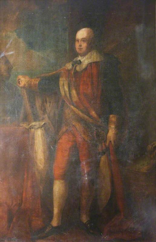 John Rolle (1750–1842), Lord Rolle
