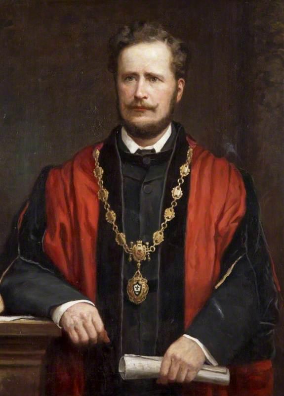 Alderman William Vaughan (1804–1871)