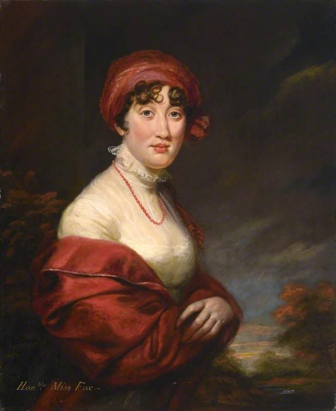 The Honourable Miss Caroline Fox (1767–1845)
