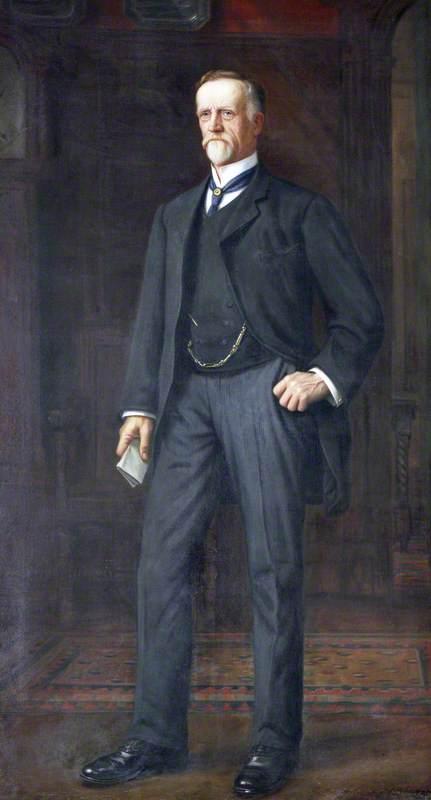 John Ward Spear (1848–1921), MP for Tavistock (1900–1906 & 1910–1918)