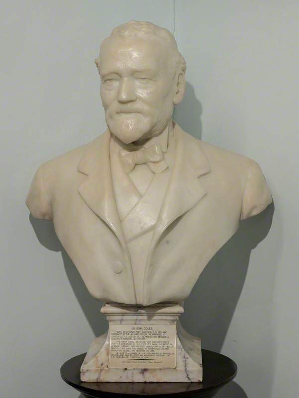 John Coles (1834–1919)