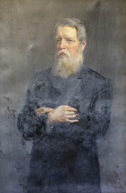 Sir Stafford Northcote (1818–1887), 1st Earl of Iddesleigh