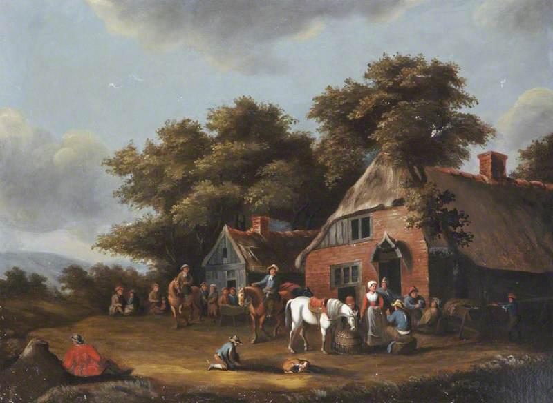 Village Scene