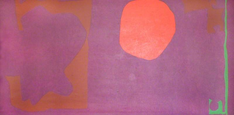 Violet and Venetian, Scarlet and Emerald: 1969