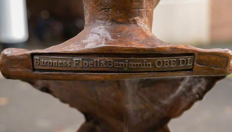 Baroness Floella Benjamin (b.1949), OBE, DL