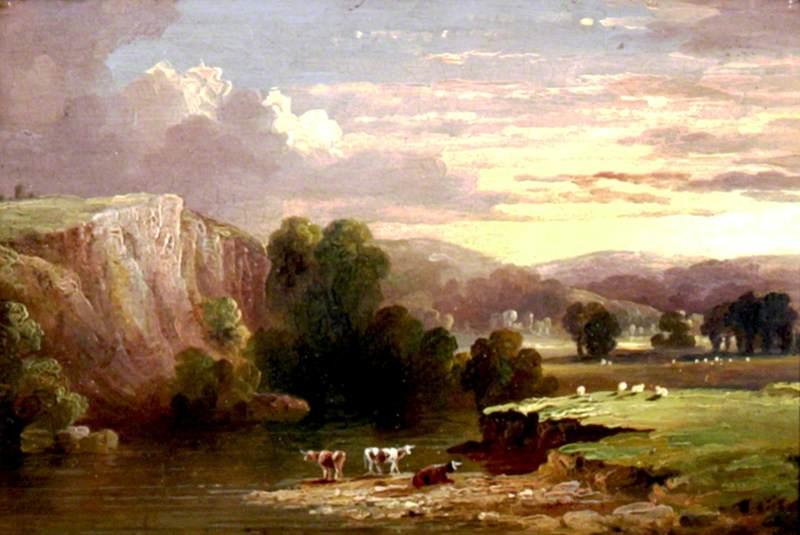 Red Rock, Bramford Speke, River Exe, Devon