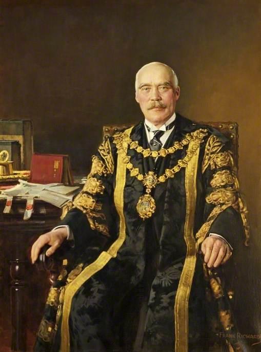 Alderman Sir Charles Cartwright (1862–1959), Mayor of Bournemouth (1919–1922 & 1928)