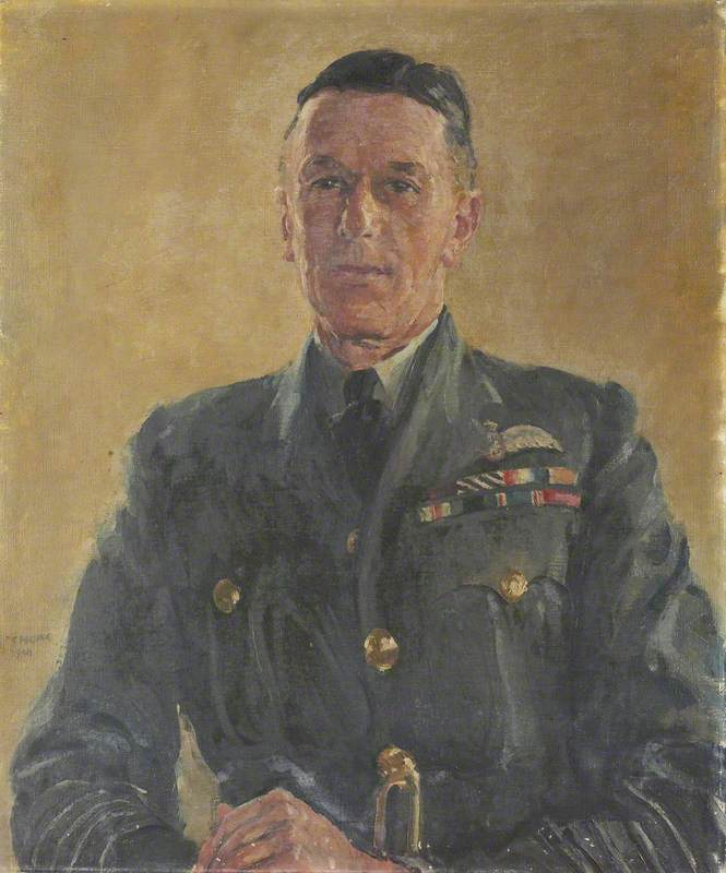 Group Captain C. A. Bouchier (1895–1979), OBE, DFC