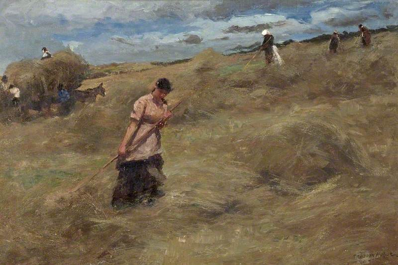 Harvesting (The Haymakers)