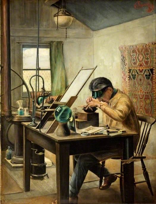 The Engraver