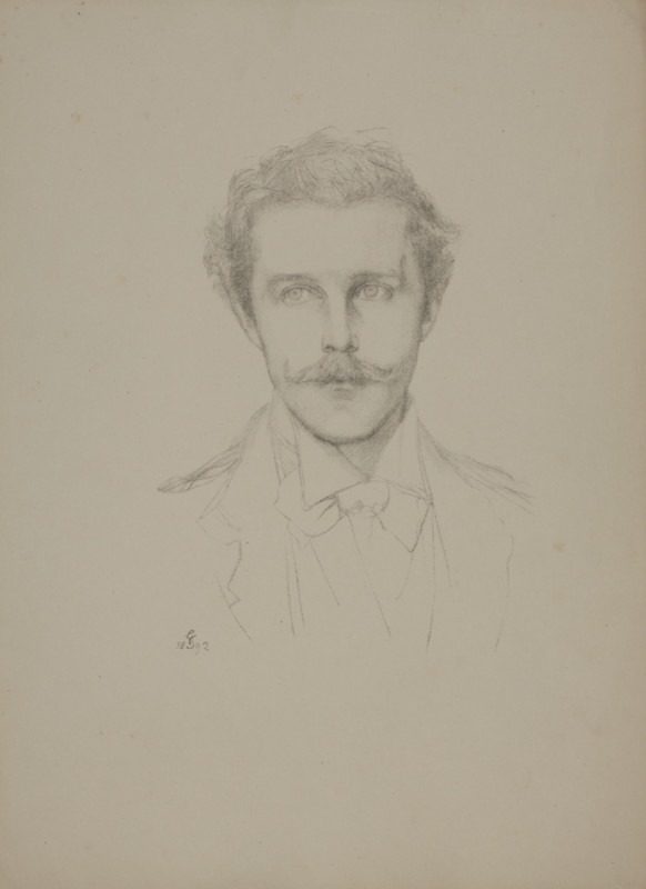 Mr Henry Cust (1861–1917)