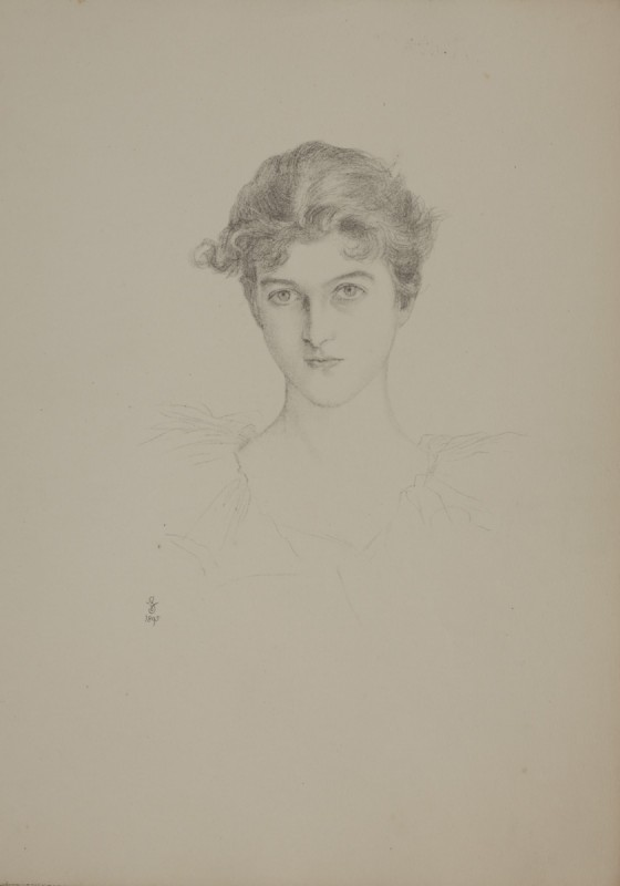 Mrs E. Tennant, afterwards Lady Glenconner (1859–1920)