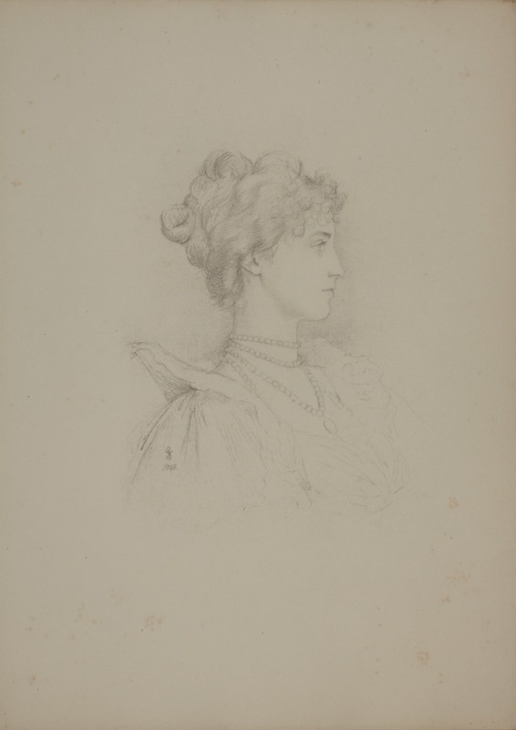 Mrs George Batten (1857–1916)