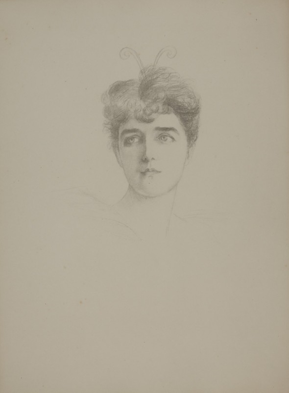Lady Randolph Spencer Churchill (1954–1921), CI, Mother of Sir Winston