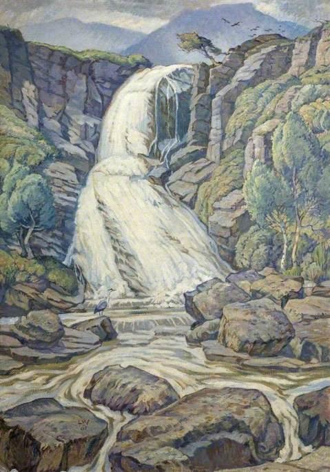 The Waterfall, Skye