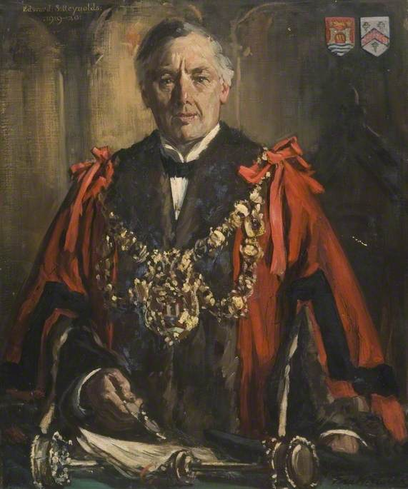 Edward Reynolds (b.c.1871), Mayor of Bridport (1919 & 1945)
