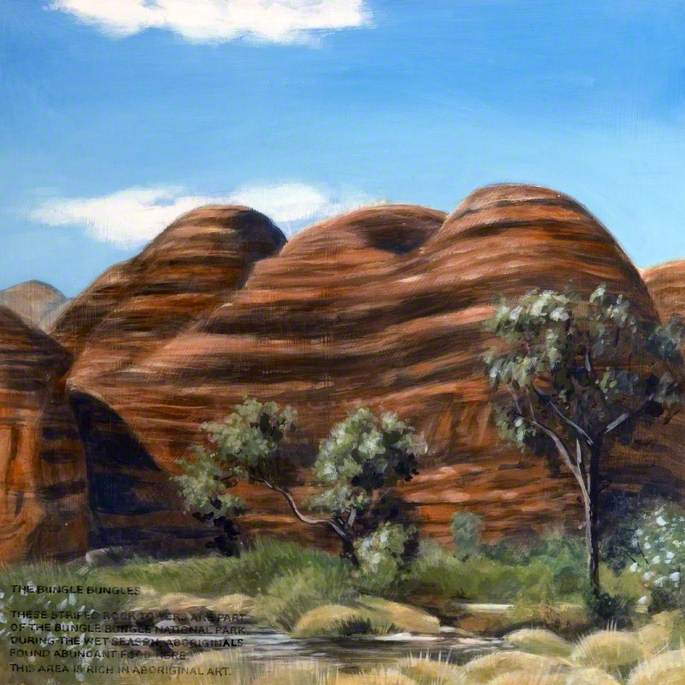 'Dreams of Australia' Series, The Bungle Bungles