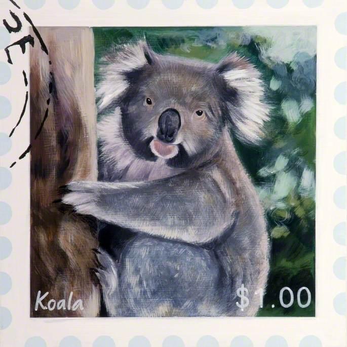 'Dreams of Australia' Series, Koala