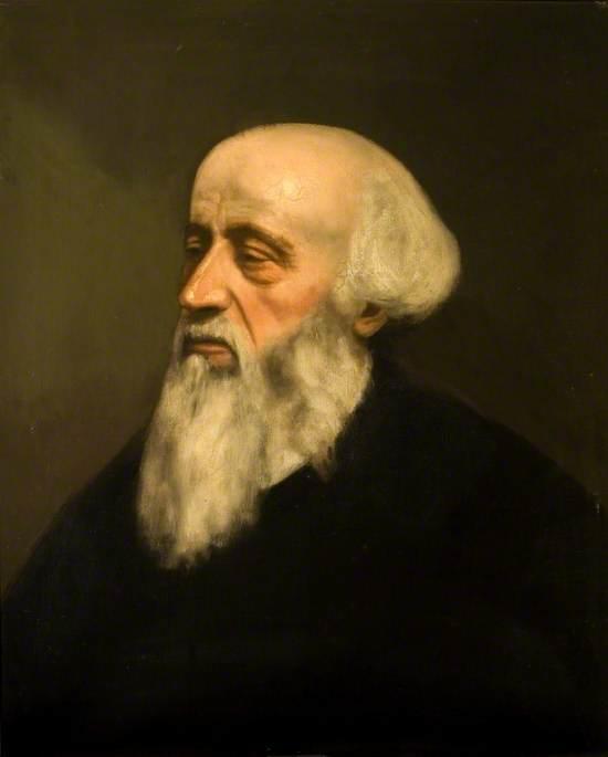 Reverend William Barnes (1801–1886)