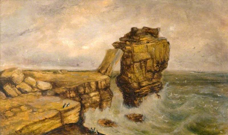 Pulpit Rock, Portland, Dorset