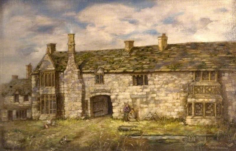 'New Inn', Greenhill, Sherborne, Dorset