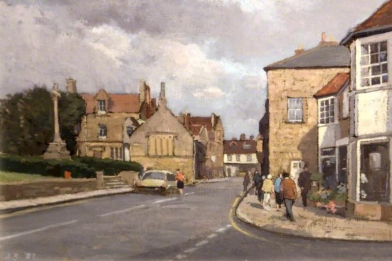 Half Moon Street, Sherborne, Dorset