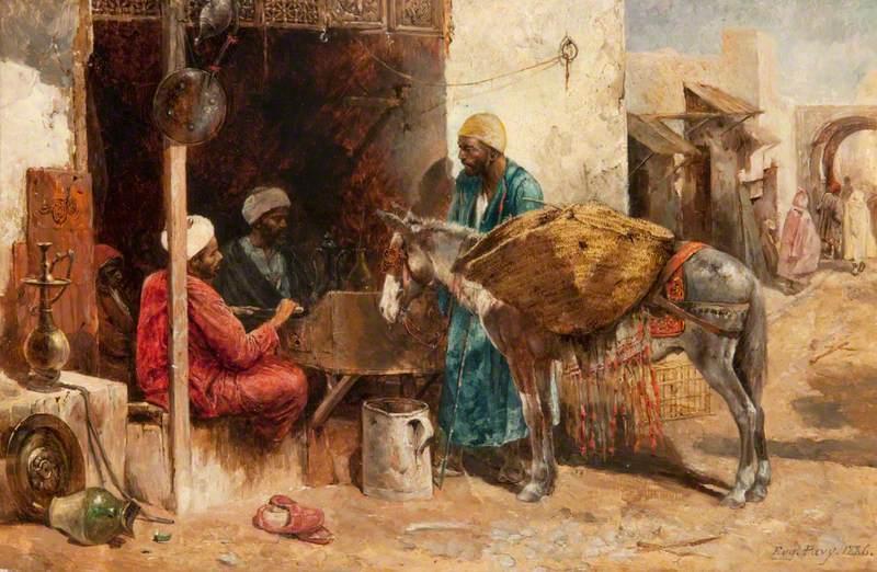 An Oriental Bazaar