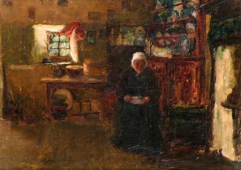 A Scottish Interior