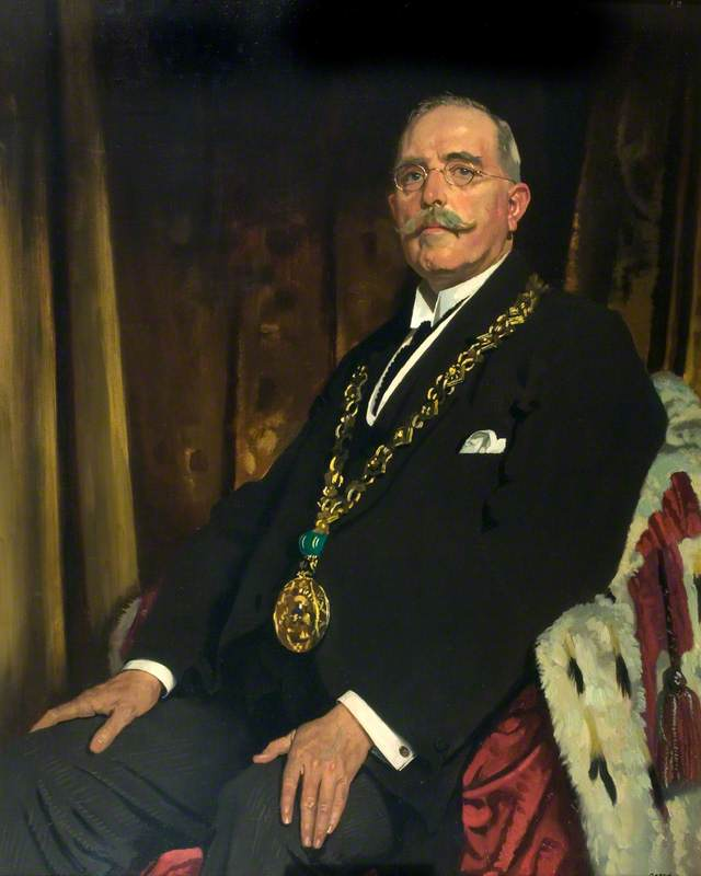 Sir Alexander Spence (1866–1939), Lord Provost of Dundee (1920–1923)
