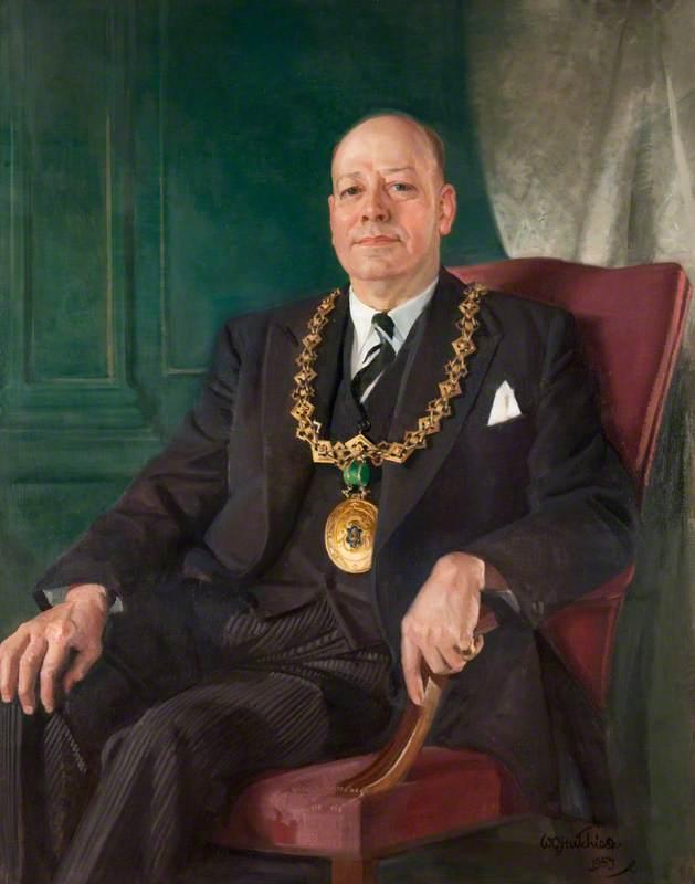 Richard Fenton (1900–1959), Lord Provost of Dundee (1949–1952)