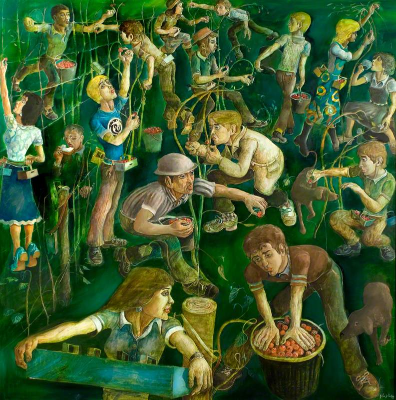 The Fruit Pickers