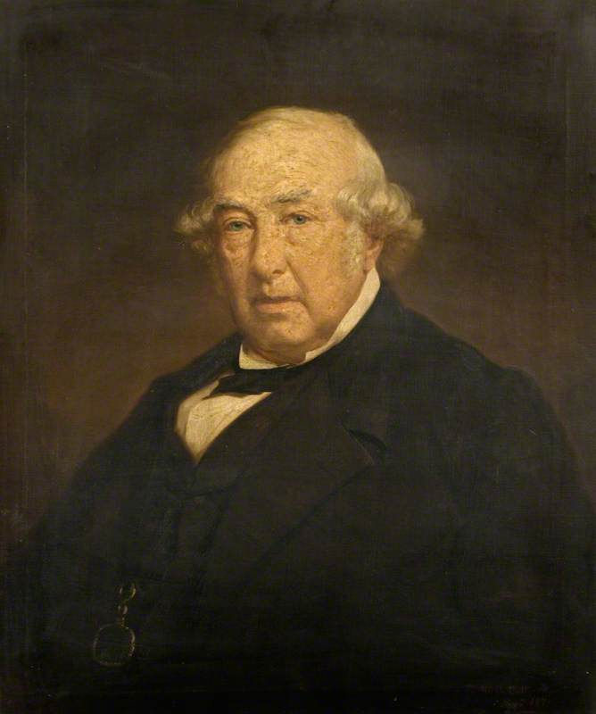 Christopher Kerr (1797–1869), Town Clerk of Dundee (1822–1869)