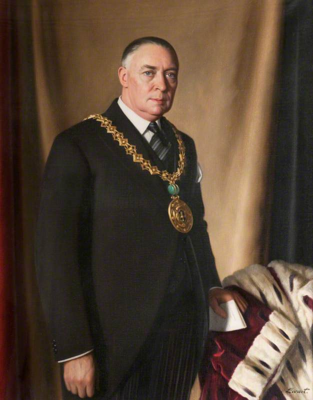 Sir Garnet Wilson (1885–1975), Lord Provost of Dundee (1940–1946)