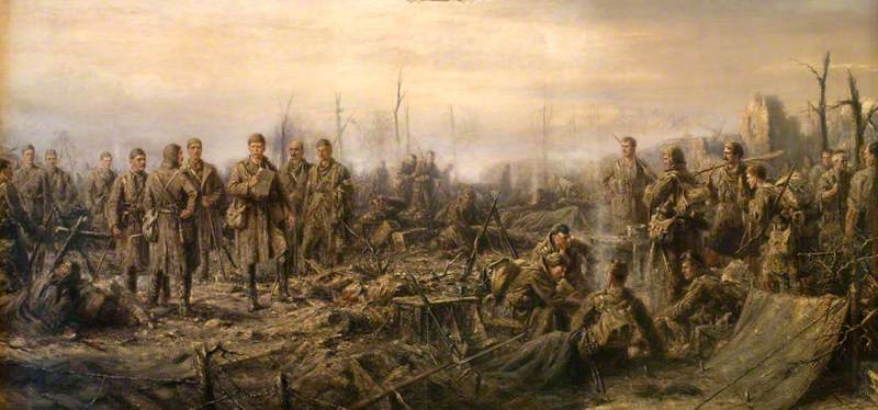 After Neuve Chapelle (10 March 1915)