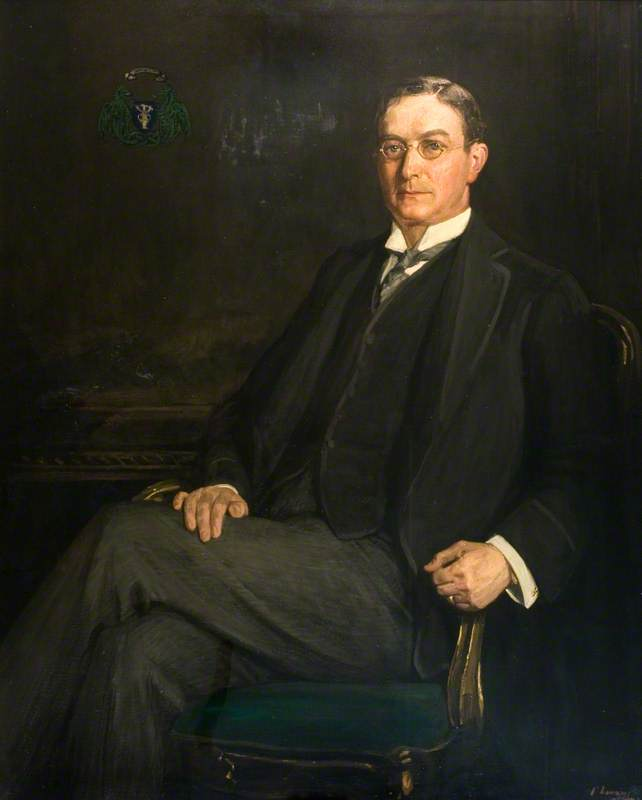 Sir James Urquhart (1864–1930), Lord Provost of Dundee (1908–1914)