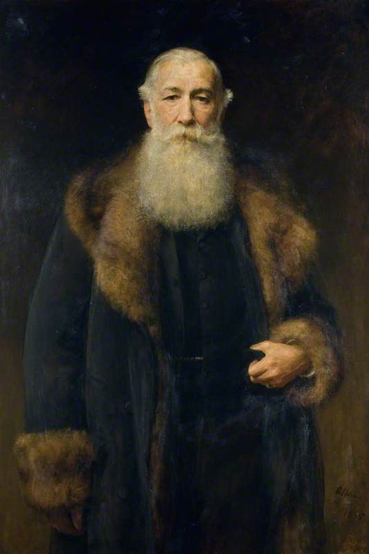 George Armitstead (1824–1915), MP for Dundee (1868–1873 & 1880–1885)