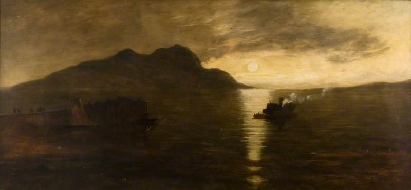 Holy Isle, Arran