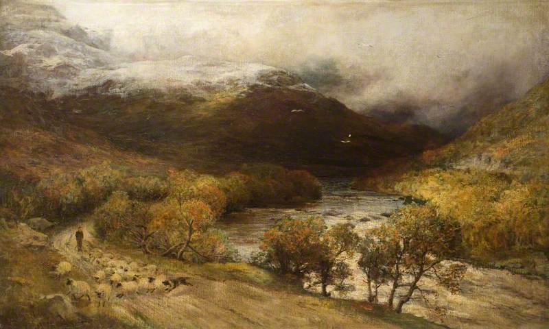 The Pass of Leny, Perthshire