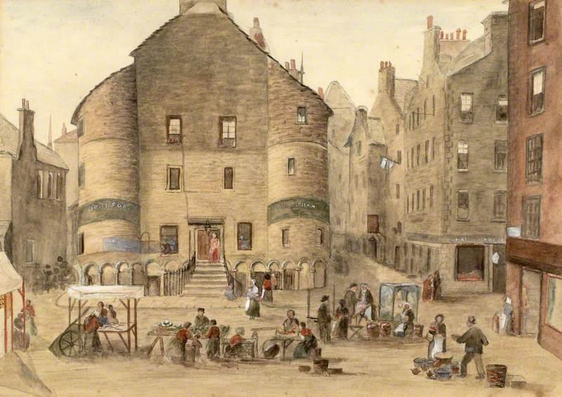 Old Custom House, Greenmarket, Dundee