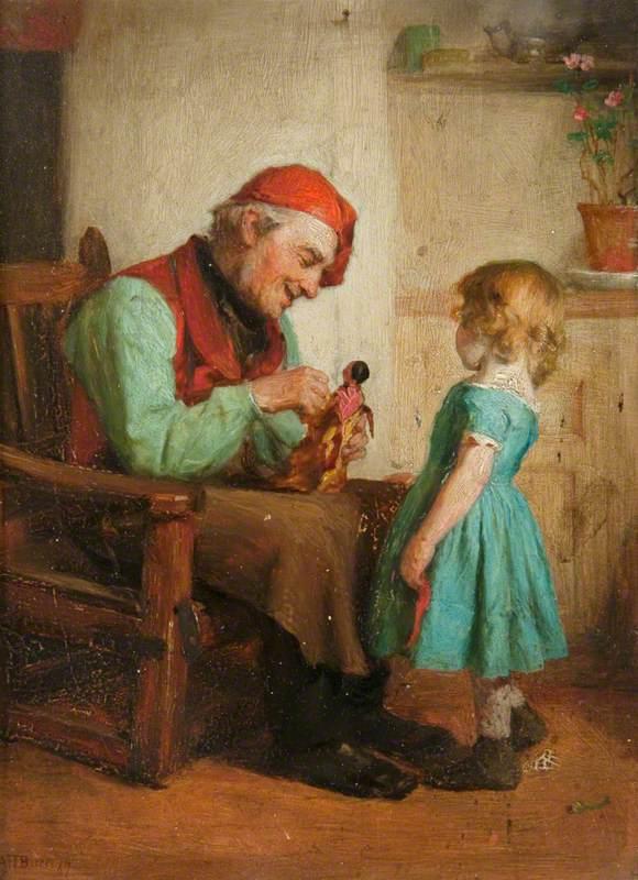 Repairing the Doll
