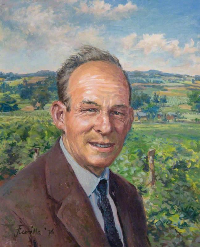 C. H. Cadman, Director, Scottish Crop Research Institute (1965–1971)