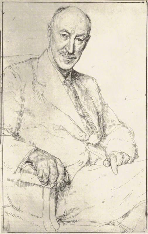 Sir James Irvine Masson FRS (1887–1962)