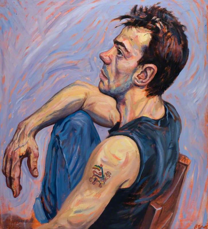 Portrait of D. Craig