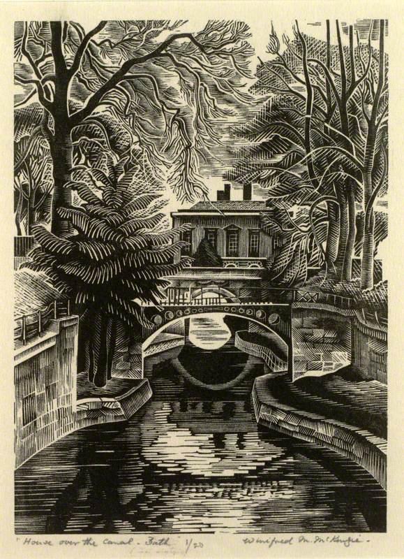 House over the Canal, Bath