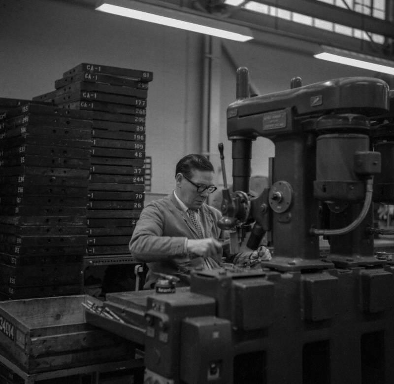 National Cash Register Factory, Dundee