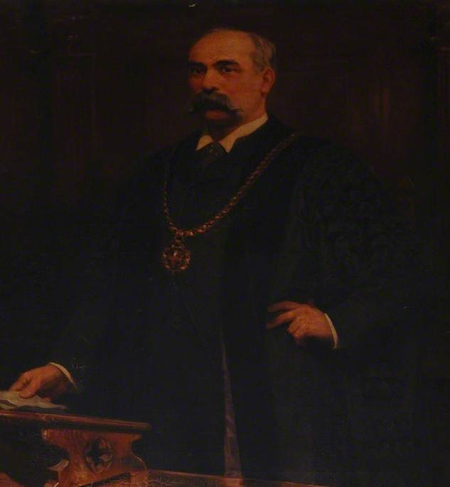 Matthew Fowler (1846–1898), Five Times Mayor of Durham