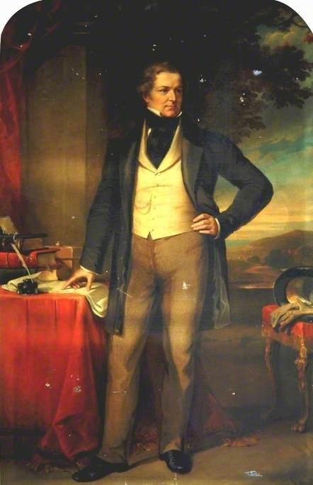 Sir Robert Peel (1788–1850), 2nd Bt, Prime Minister