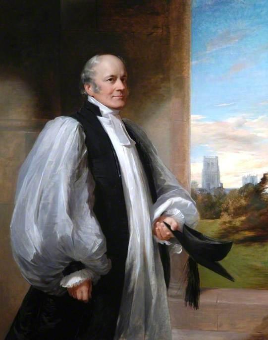 Charles Longley (1794–1868), Bishop of Durham (1856–1860)