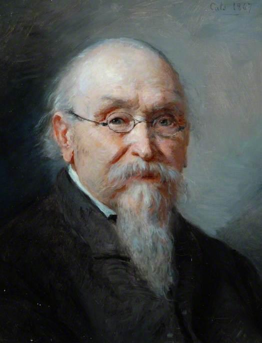 Karl Josef Kuwasseg (1802–1877), Mrs Bowes' Drawing Master