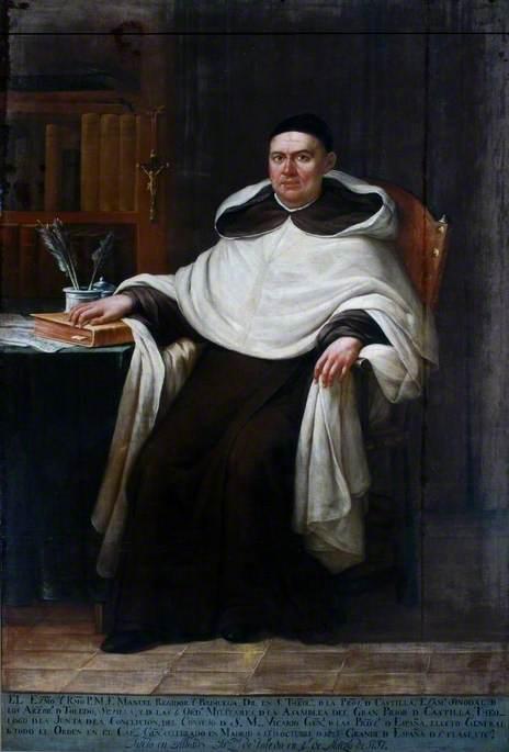 Reverend Father Manuel Regidor y Brihuega